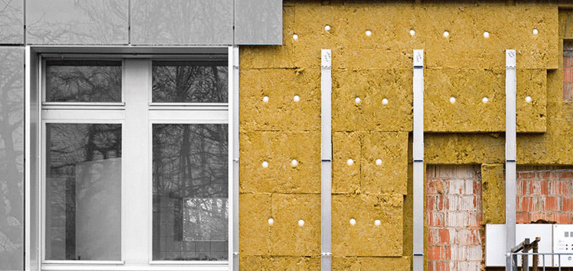 Rehabilitación profesional de fachadas en Zaragoza