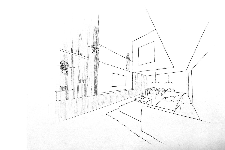 proyecto-interiorismo-boceto